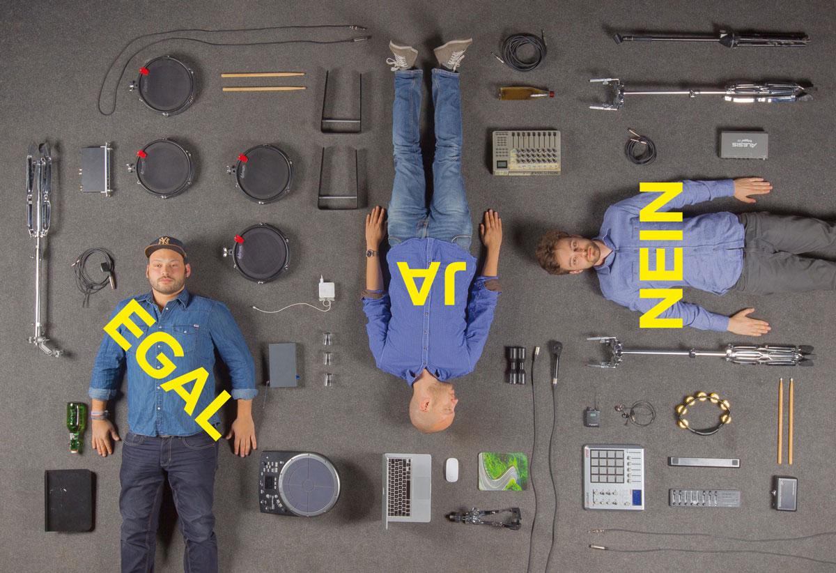 JA/NEIN/Mir doch egal – Douglas Greed feat. Nagler & Kuss vs. Star Wars