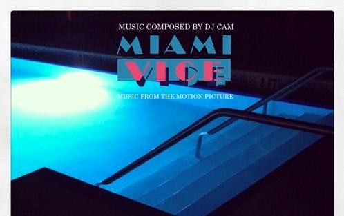"""DJ Cam veröffentlicht seinen """"Miami Vice""""-Soundtrack"""