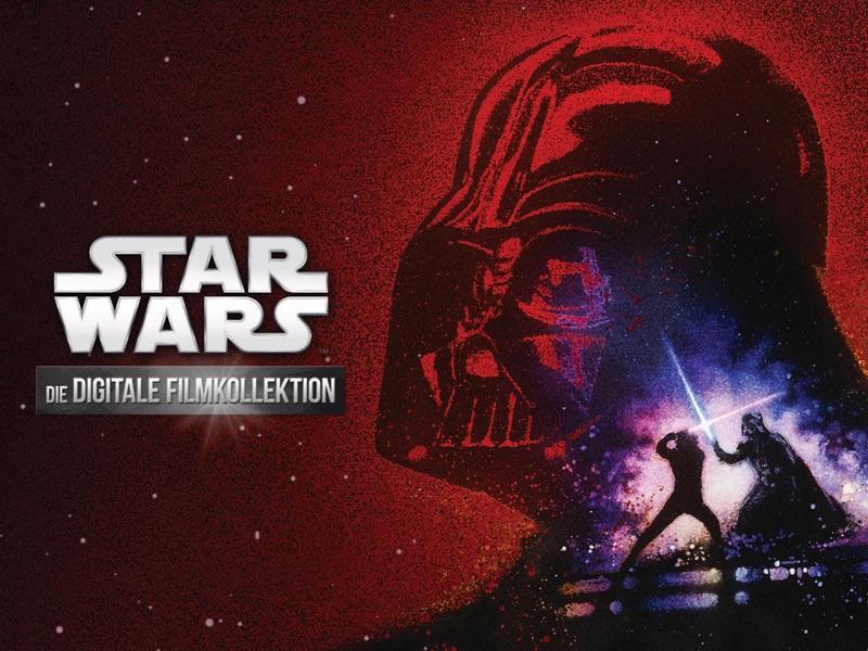 STAR WARS – alle Filme erstmals als VoD erhältlich