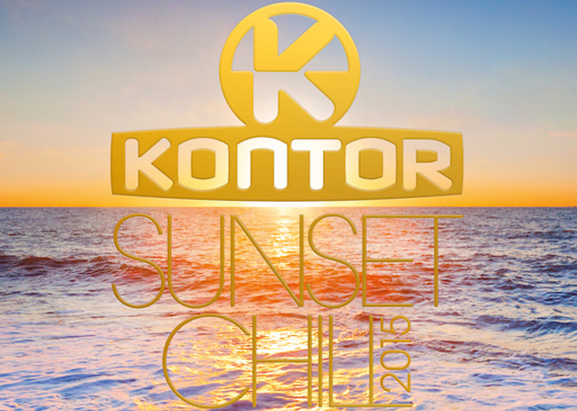 "Mit Kontor in den Sonnenuntergang: ""Sunset Chill 2015"""