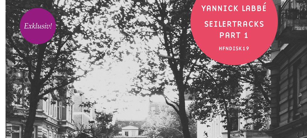 Premiere: Yannick Labbé – Seilertracks Pt. 1 (hafendisko)