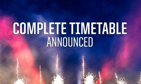 Awakenings Festival 2015 – hier ist der Timetable!