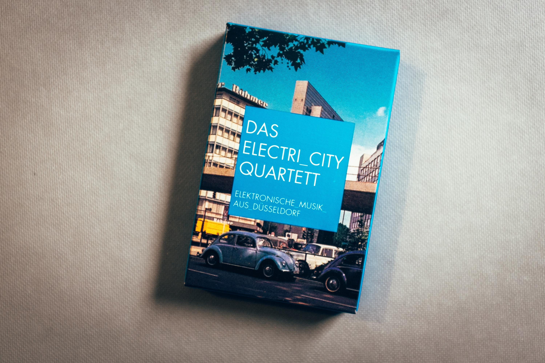 Electri_City – das Quartett zum Buch
