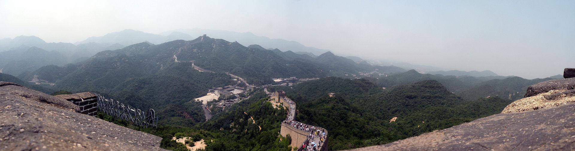 Rave auf der Chinesischen Mauer – das YinYang-Music Festival