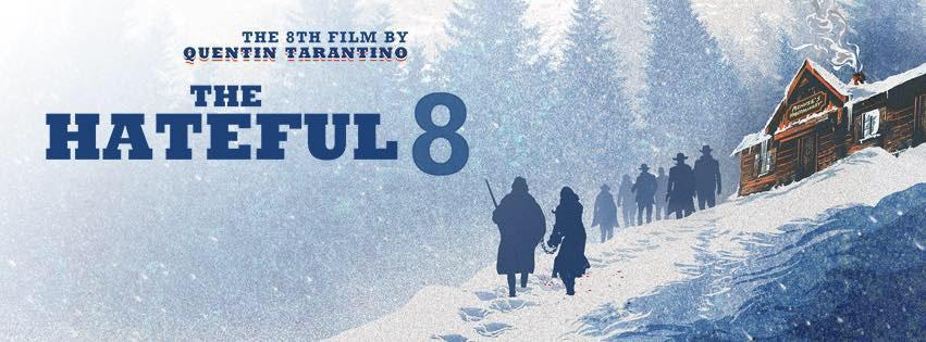 The Hateful Eight – jetzt mit Trailer!
