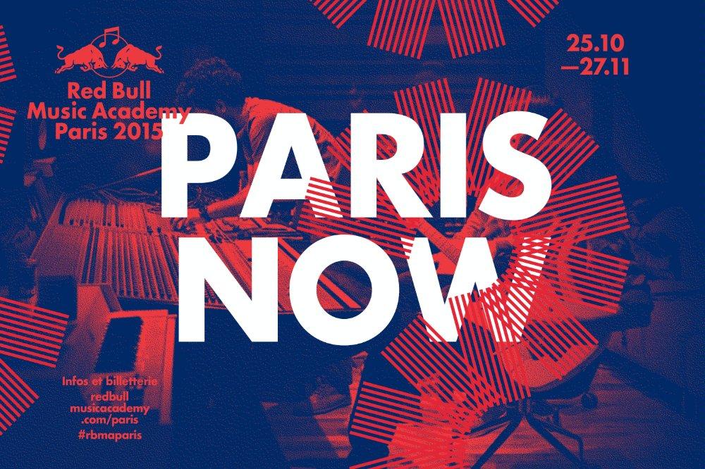 Red Bull Music Academy 2015 – das erwartet euch in Paris