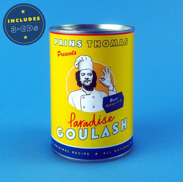 Prins Thomas – Paradise Goulash (Eskimo)