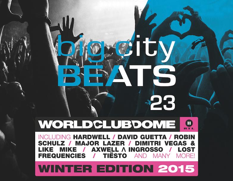 Big City Beats Vol. 23 – WORLD CLUB DOME Winter Edition