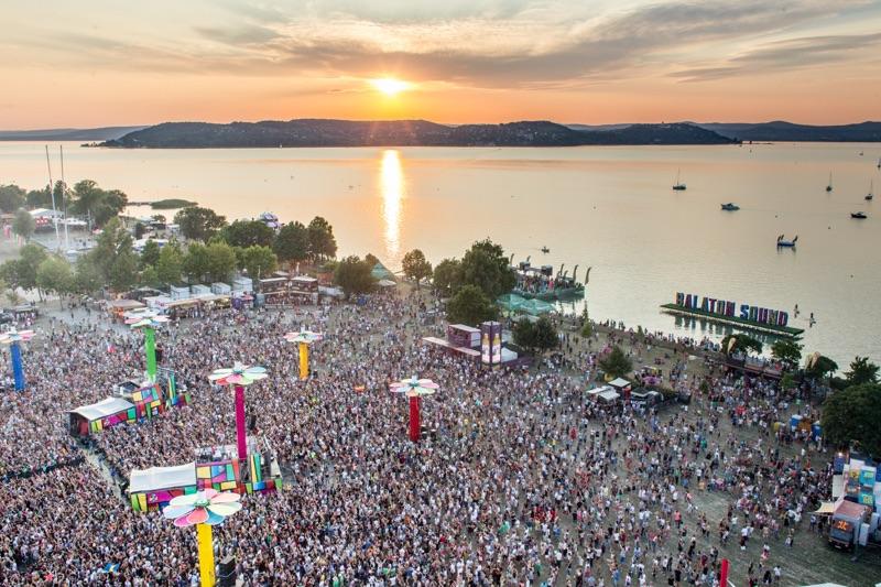 Balaton Sound 2016 – Vorverkauf startet mit dem frühen Vogel