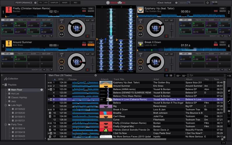 Pioneer DJ: rekordbox DJ – Im Alleingang