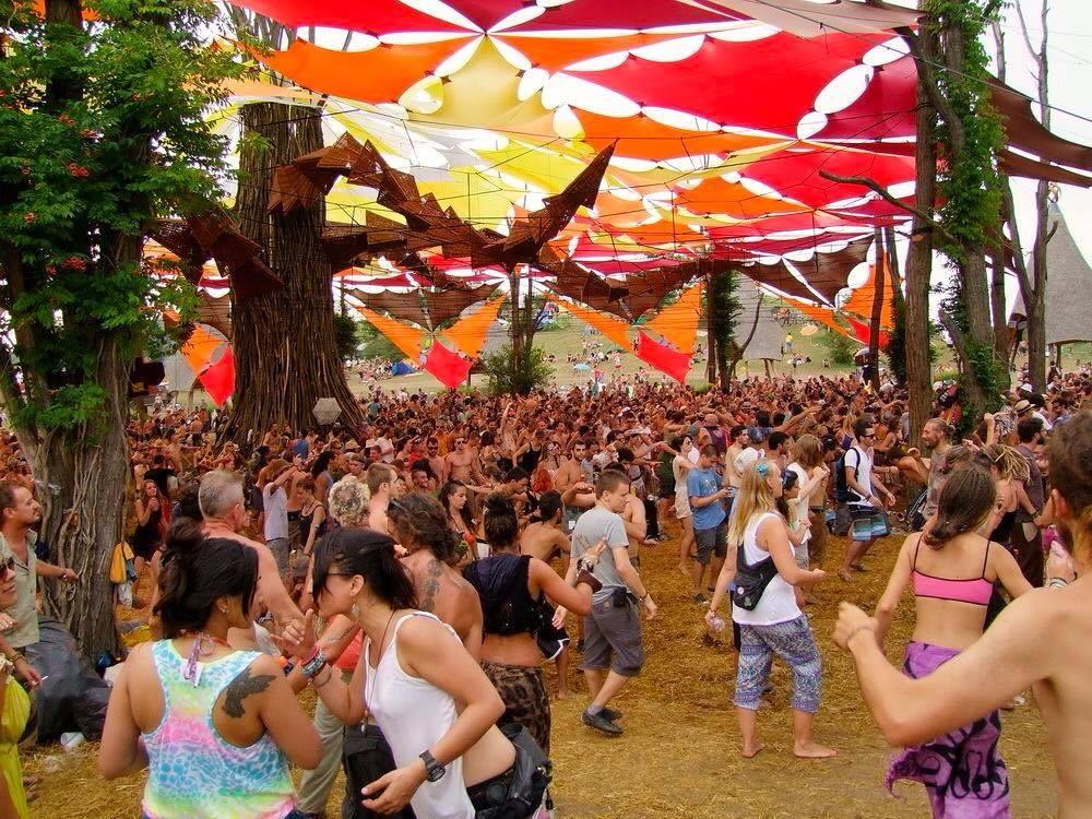 Das sind die besten Goa-Festivals