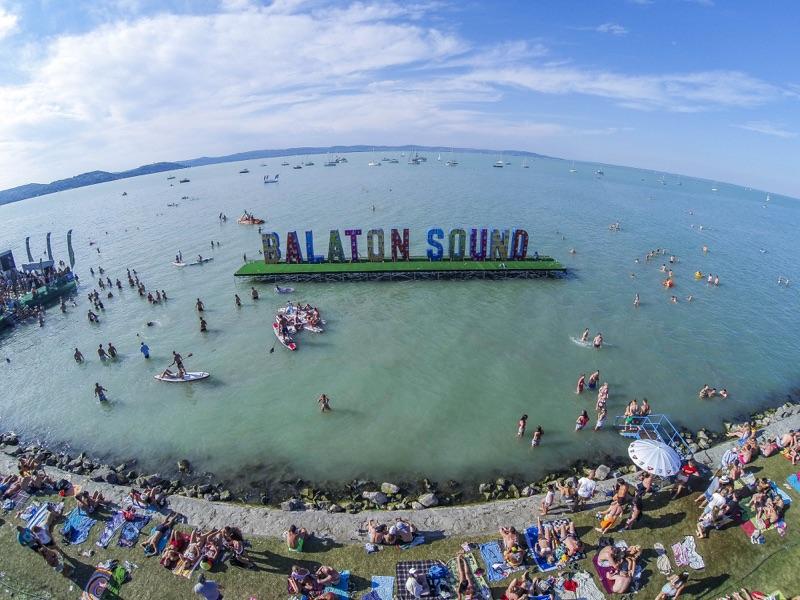 Balaton Sound: neue Acts an Bord