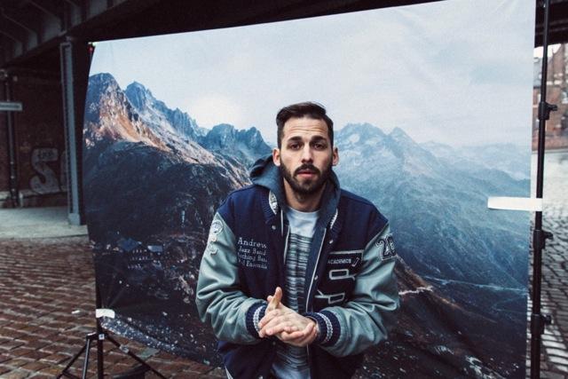 """Pablo Nouvelle präsentiert neues Album """"All I Need"""""""
