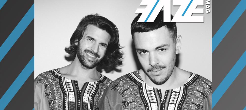 FAZEmag DJ-Set #46: Santé & Sidney Charles – exklusiv bei iTunes