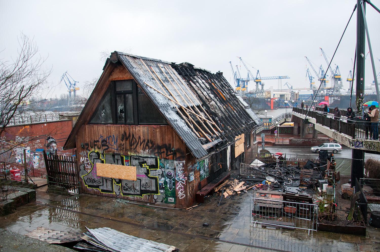 Golden Pudel Club droht der Abriss – Wiederaufbau im anderen Stadtteil?