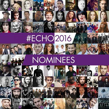 Gestört oder leider geil ? Die Echo-Nominierungen 2016 …