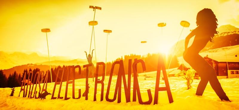 Arosa Electronica 2016 – der Countdown läuft!