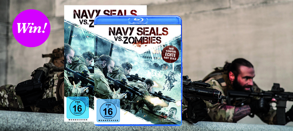 Navy Seals vs. Zombies – neu auf DVD/Blu-ray