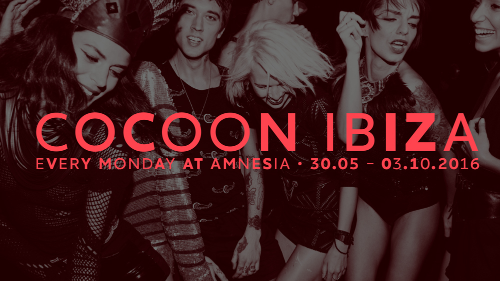 Cocoon Ibiza – das Line-up ist komplett