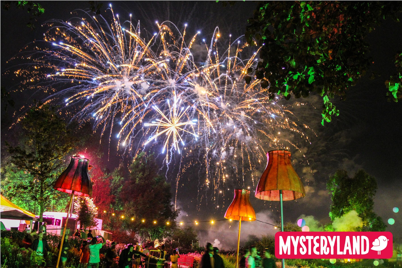 Mysteryland 2016 – das Line-up ist komplett!