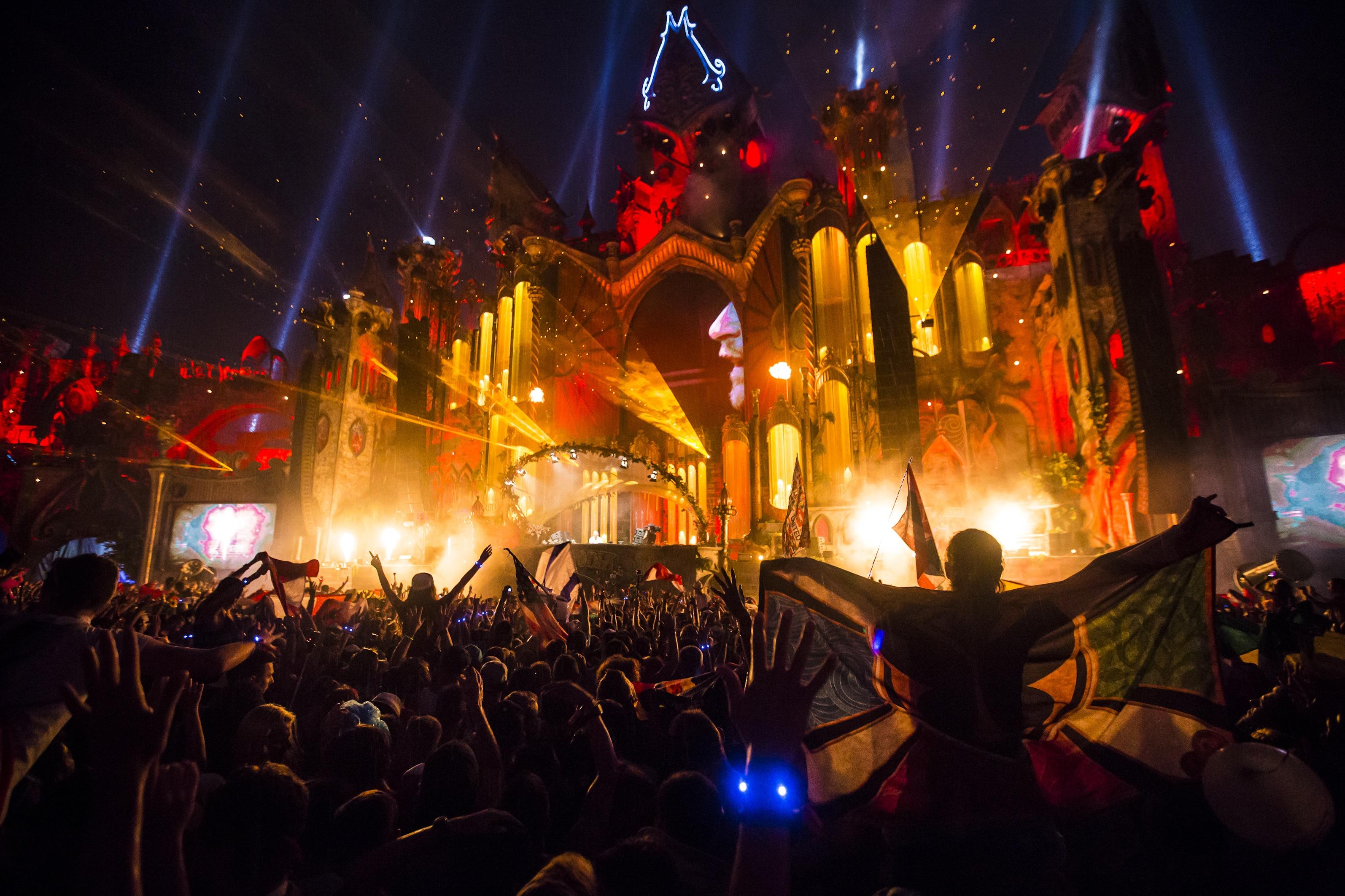 Tomorrowland Unite kommt in die Veltins-Arena