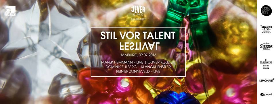 Stil vor Talent Festival in Hamburg