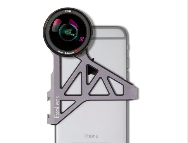 ExoLens Weitwinkel-Vorsatzobjektiv – Endlich gute Bilder