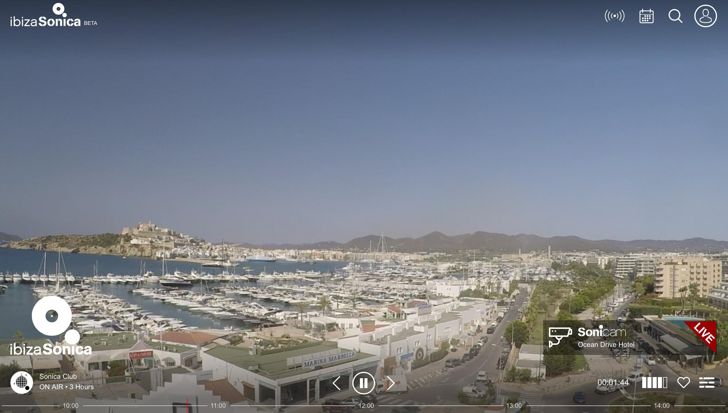 Ibiza ohne Ibiza: der virtuelle Urlaub mit Ibiza Sonica