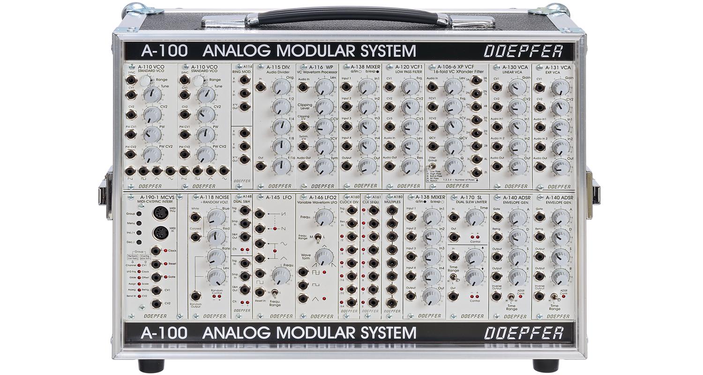 Doepfer A-100 – Oh, mein Gott, mach dich modular!