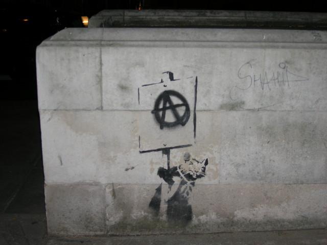 Massive-Attack-Mitglied ist die Streetart-Legende Banksy?