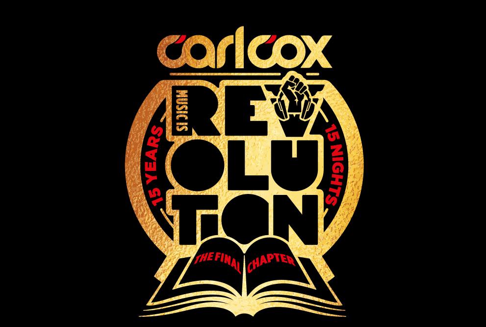 Carl Cox' letzte Nacht im Space: all night long & mit Vinyl!