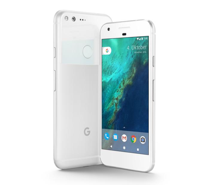 Google Pixel Smartphone – Angriff auf das iPhone?
