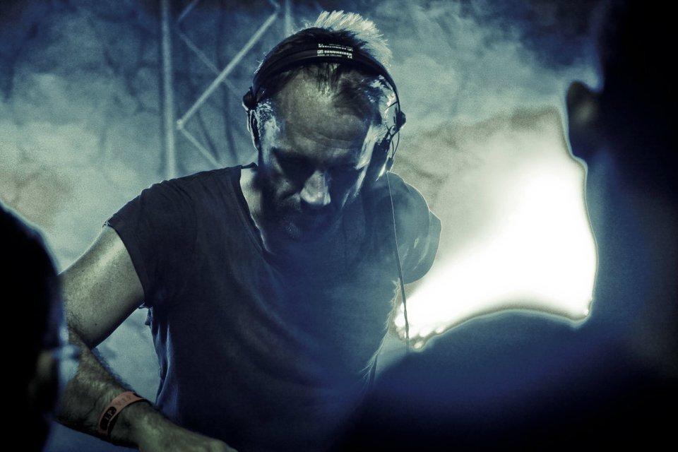 Frank Lorber (Cocoon) – DJ-Charts Oktober 2016