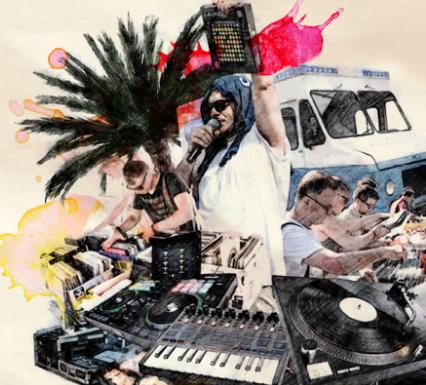 Elevator lädt am 30. Juni zum DJ-Flohmarkt ein