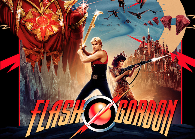 Flash Gordon –Sci-Fi-Kultklassiker frisch restauriert zum 40-jährigen Jubiläum