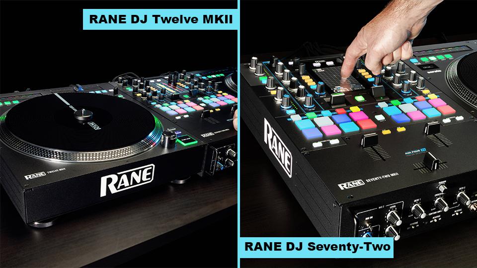 RANE veröffentlicht Nachfolger seiner Turntable-Controller- und Mixer-Flaggschiffe