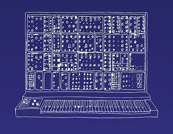 """Neues Sachbuch: """"Synthesizer Evolution: From Analogue to Digital"""""""